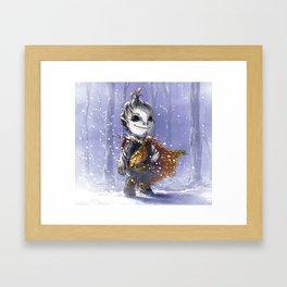 Plant Prince Framed Art Print