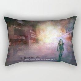 Finale Rectangular Pillow