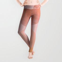 Abstraction_Circles_ART_Minimalism_001 Leggings