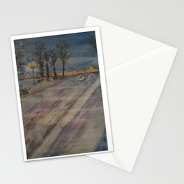 Cold Times Stationery Cards