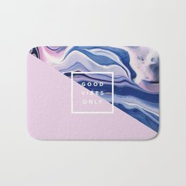 it's a vibe | bleu's creations Bath Mat