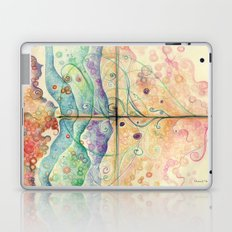 Where everything is music Laptop & iPad Skin