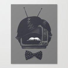 The Classiest TV Set Canvas Print
