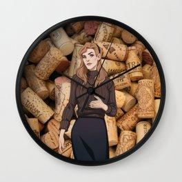 Dream Daddy: Mary Christiansen Wall Clock