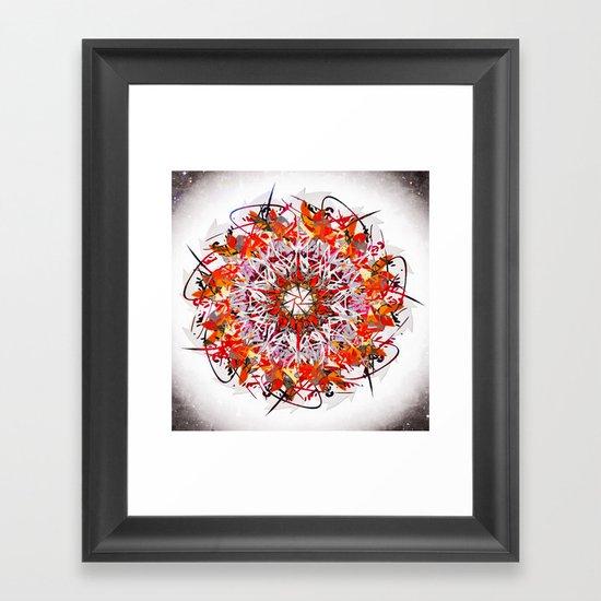 GAMANI Framed Art Print