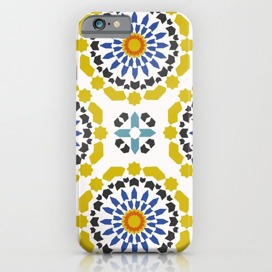 Moroccan Pattern iPhone & iPod Case