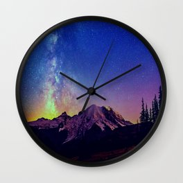 Milky Way V Wall Clock