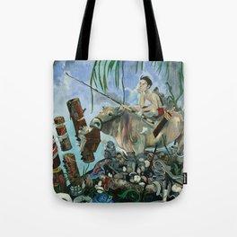 Meditate Tote Bag