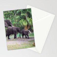 Elephant Walk - Safari Stationery Cards
