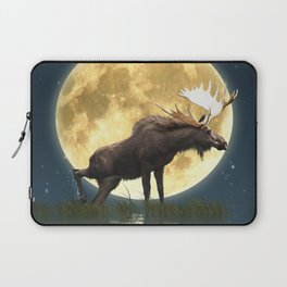 Moose & Moon Laptop Sleeve