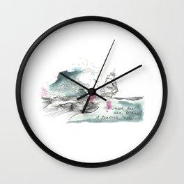 I need the sea Wall Clock