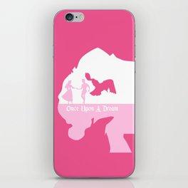 Sleeping Beauty - Pink iPhone Skin