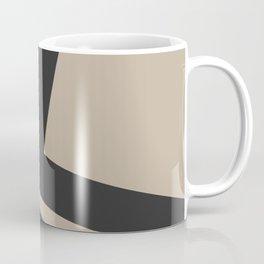 Neutral Abstract 4B Coffee Mug