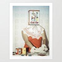 Spanish VO Art Print