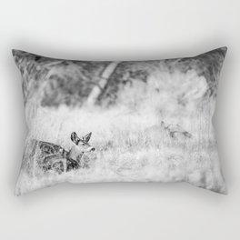 DONT WAKE THE BUCK Rectangular Pillow