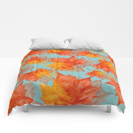 AutumnLeaves Comforters