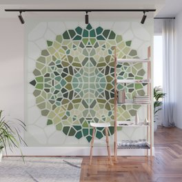 Herbal Tea - Voronoi Wall Mural