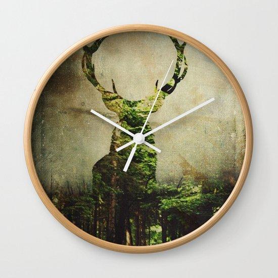 Ocolu Silvic Wall Clock