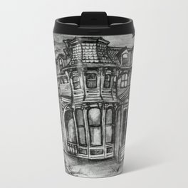 Old Victorian Queen Travel Mug