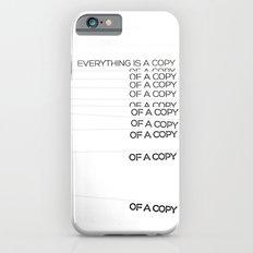 COPY Slim Case iPhone 6s