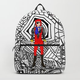 Heroes Fashion 4 Backpack