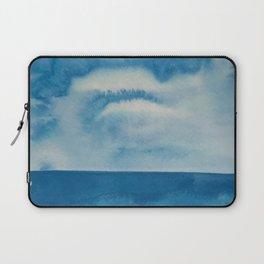 Cobalt Cloudburst Laptop Sleeve