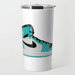 Air Jordan 1 Retro High Poster Travel Mug