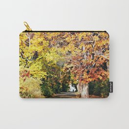 Walk Alone - Pathway Through The Trees Carry-All Pouch