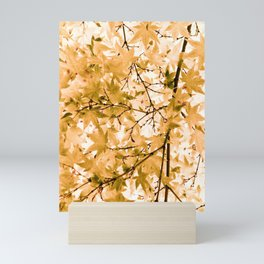 Japanese Maple Tree Acer Palmatum Mini Art Print
