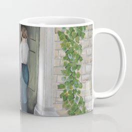 Going In and Out Coffee Mug