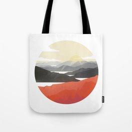 Smokey Tote Bag