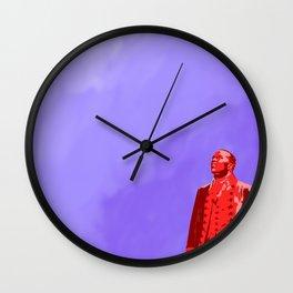A. Burr Wall Clock