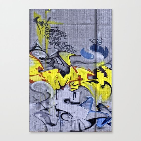 Wall-Art 001 Canvas Print