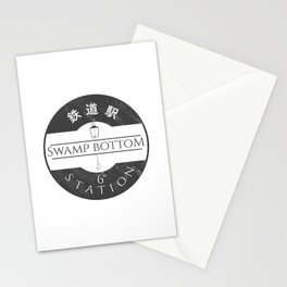 The 6th station (Spirited away) Stationery Cards