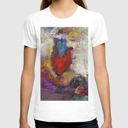 """Odilon Redon """"La roue de la fortune"""" T-shirt"""