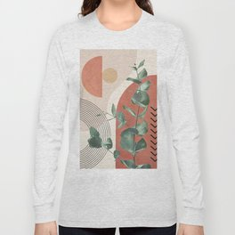 Nature Geometry IV Long Sleeve T-shirt
