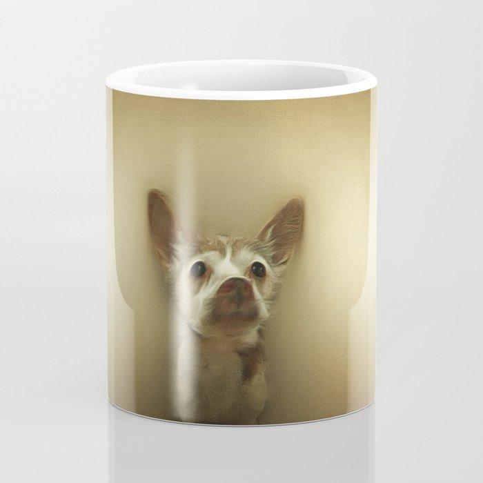 Dog: Tintin in Renaissance Coffee Mug
