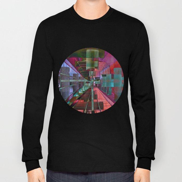 MAGIC CITY LINES Long Sleeve T-shirt