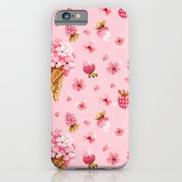 Love You Bunches! iPhone Case