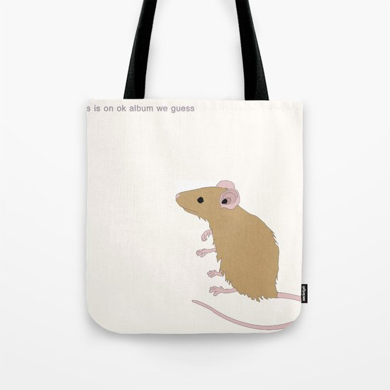 Modest Mouse Tote Bag