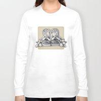 bali Long Sleeve T-shirts featuring Bali Dreaming! by Jason Chrisp