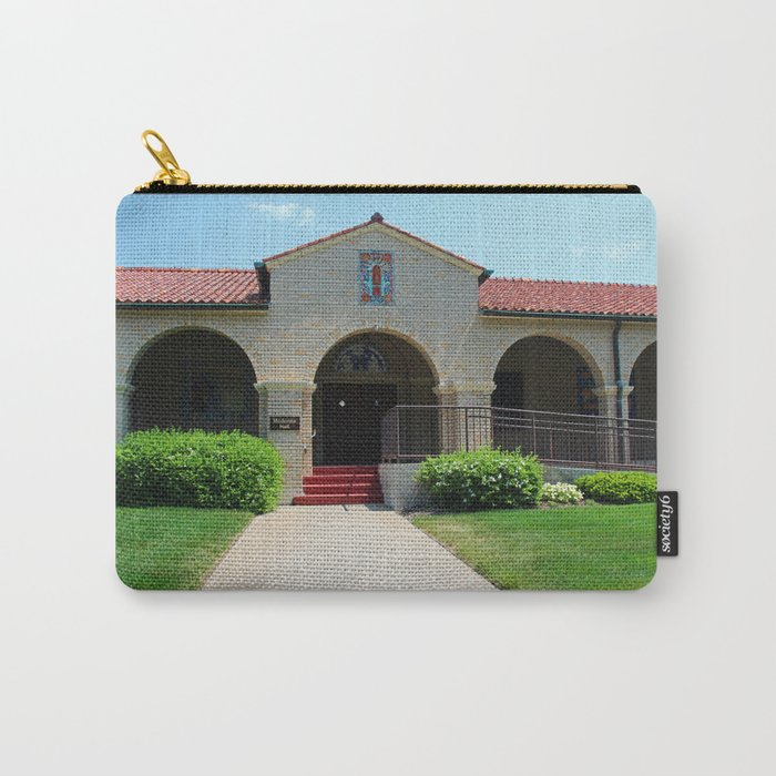 Lourdes University- Hall Carry-All Pouch