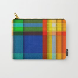 rectangle layers Carry-All Pouch