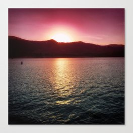 Reservoir Canvas Print