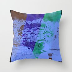 Workin' For The Weekend Throw Pillow