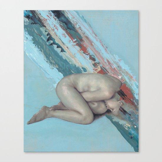 Disillusion / Illusion II Canvas Print