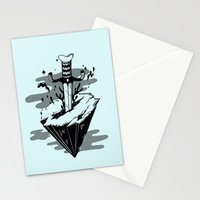 Releasing Dark Matter Stationery Cards