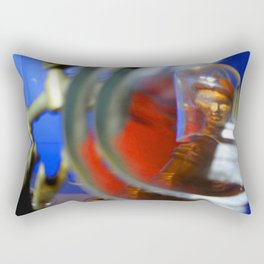 The Chronoscope Rectangular Pillow