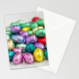 Easter Plate VIII Stationery Cards
