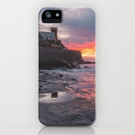 Natural show of Sicily iPhone Case